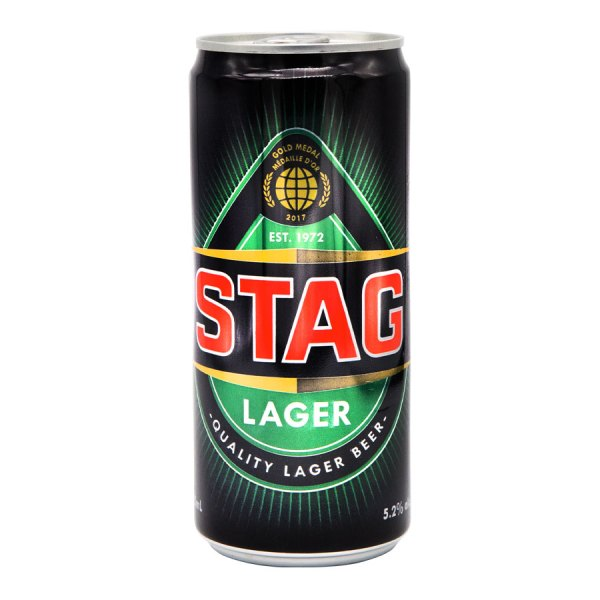 Stag Lager Can