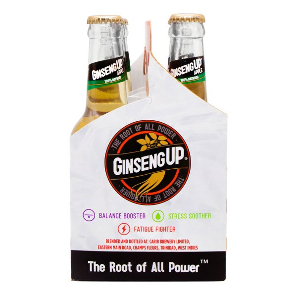 Ginseng UP Apple 6 Pack