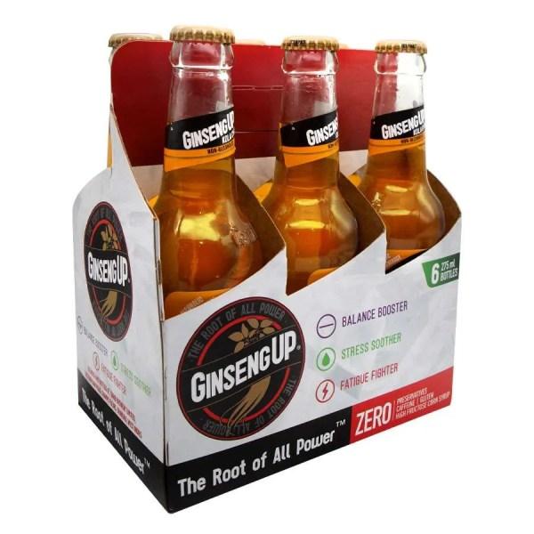 Ginseng Up Kola Champagne 6 Pack