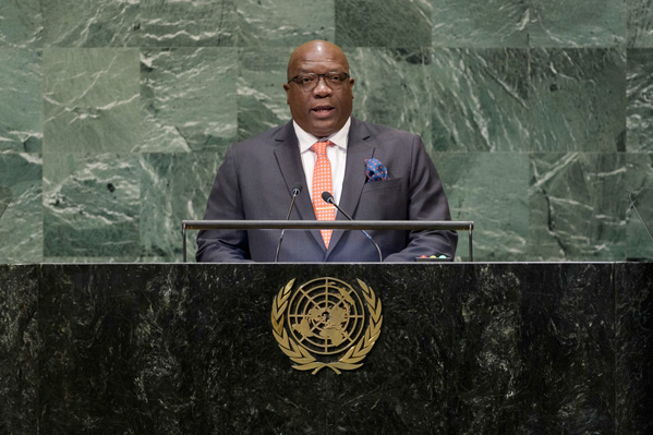 ST. Kitts and Nevis Advocates for UN'S Assistance to the Republic of China (Taiwan), Venezuela and Cuba