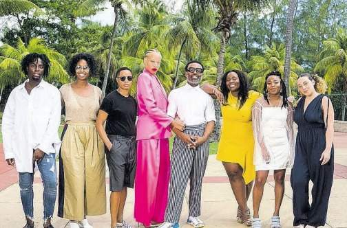 Caribbean designers benefit from expert business advice