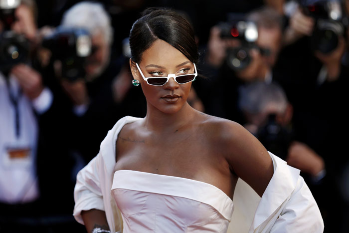 Rihanna Launching Her Own Luxury Fashion House