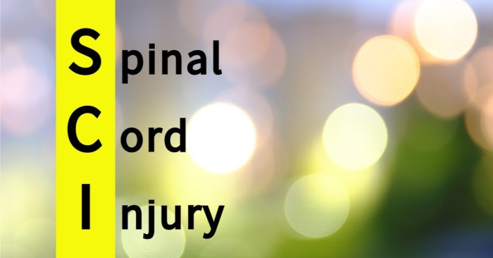 Spinal Cord Injuries & Monetary Compensation