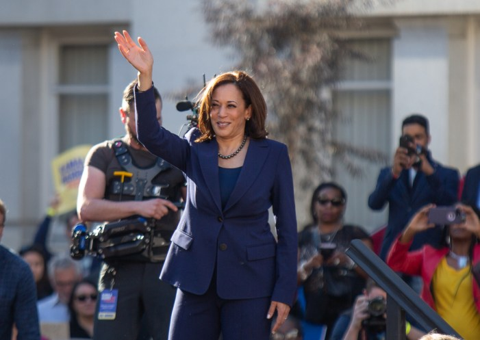 How Women Are Changing the Political Scene; Kamala Harris Speaks