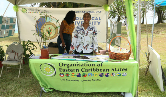 OECS Celebrates International Day for Biological Diversity