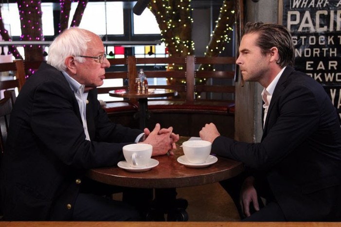 "Bernie Sanders Calls Trump A Racist In Exclusive Interview With ""NOTICIAS TELEMUNDO"""