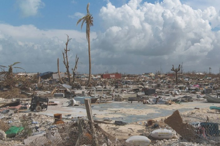 UN Chief Describes Hurricane Dorian as a 'Category Hell' Storm, After Seeing the Devastation in The Bahamas