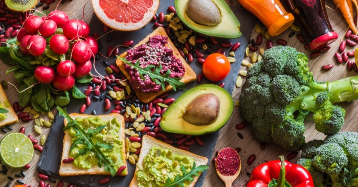 Vegans and vegetarians may have higher stroke risk