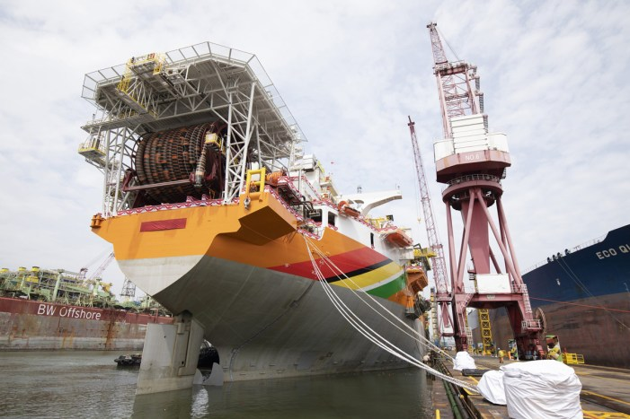 Guyana: Historic draw of first oil has arrived