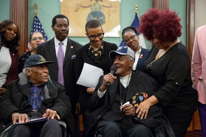 A Tribute to Black Veterans: Celebrating the 100th Birthday of the Reverend James E. Blakely