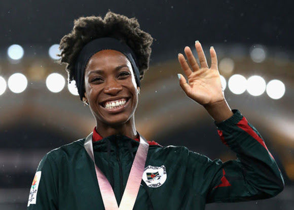 Dominica's LaFond Makes History as First OECS Woman To Hit Tokyo 2020 Mark