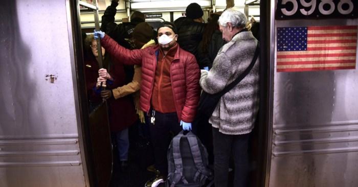 NY's first coronavirus death is an elderly woman in Manhattan