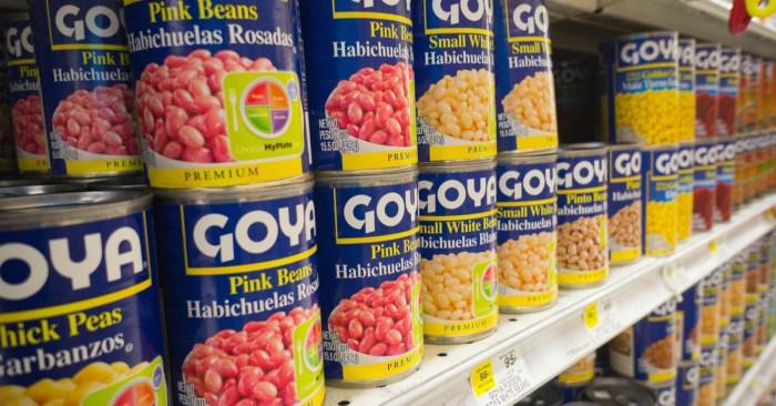 #Goyaway: Alexandria Ocasio-Cortez, Julián Castro lead calls to boycott Goya Foods after CEO's praise for Donald Trump