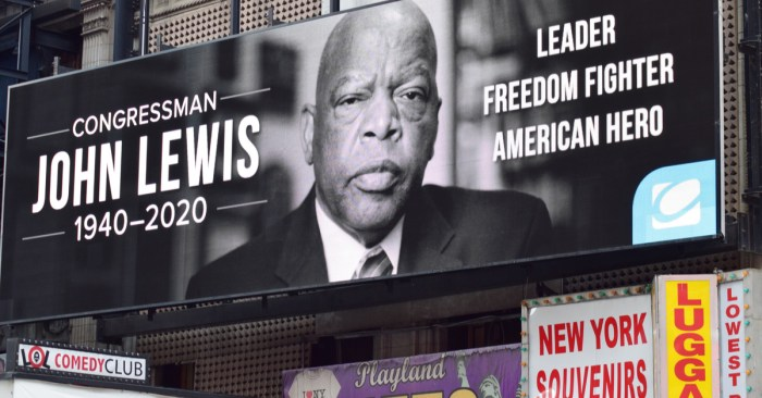John Lewis: Civil Rights Icon and Congressman Dies Aged 80
