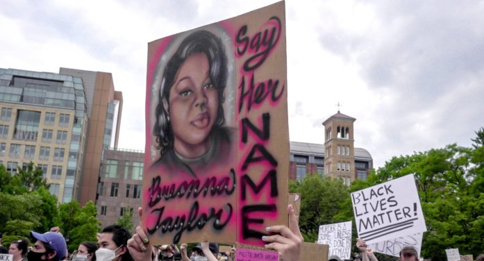 Public unleashes outrage over Breonna Taylor grand jury decision