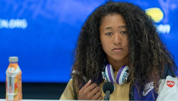 Naomi Osaka: How a shy introvert has found her voice to become tennis' new leader