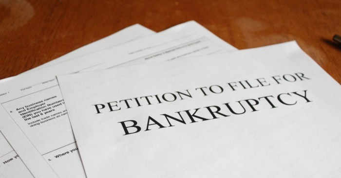 Fewer Americans have filed for bankruptcy in 2020 than in 2019