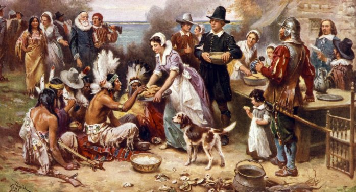 The true story behind Thanksgiving is a bloody one, and some people say it's time to cancel the holiday altogether
