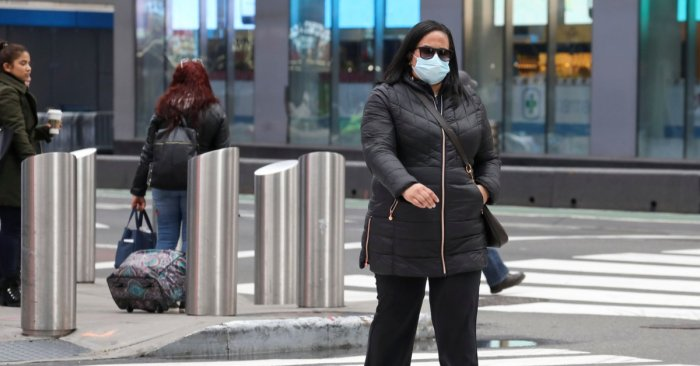 More Wearing Masks But Ignoring Other Precautions