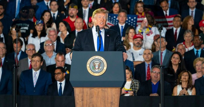 Trump Won Florida After Running a False Ad Tying Biden to Venezuelan Socialists