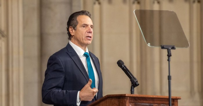 Cuomo says full-scale NY shutdown likely if virus trajectory doesn't improve