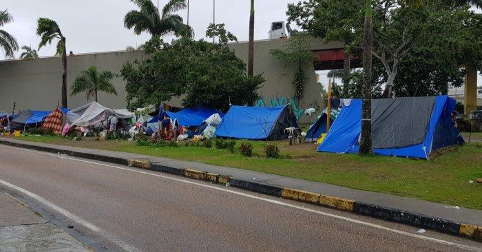 Venezuela crisis: Fleeing migrants found drowned
