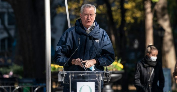 De Blasio's Push to Vaccinate NYC Public School Staff Off to a Slow Start