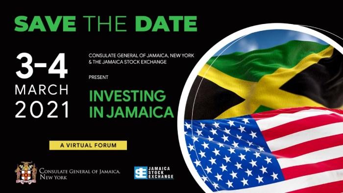 Online Forum – Investing in Jamaica