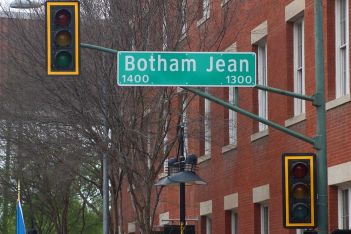 Botham Jean Boulevard Officially Unveiled In Dallas