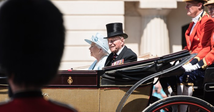 Prince Philip Embodied European Bigotry and Xenophobia