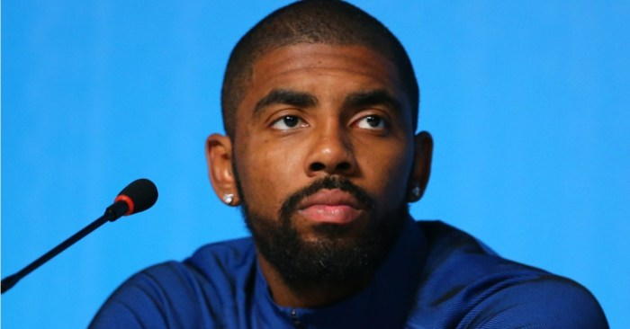 Kyrie Irving turns attention to Israel-Palestine: Basketball 'not the most important thing to me right now'