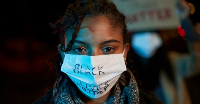 Stop Saying 'People of Color' When You Mean Black | Opinion