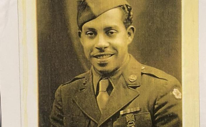 Black WWII Vet Osceola 'Ozzie' Fletcher Receives Long-Denied Purple Heart at the Age of 99