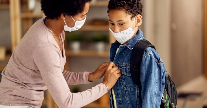 I'm Fully Vaccinated – Should I Keep Wearing a Mask for My Unvaccinated Child?