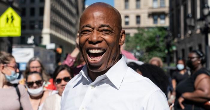 Eric Adams Wins Democratic Nomination for Mayor of New York City