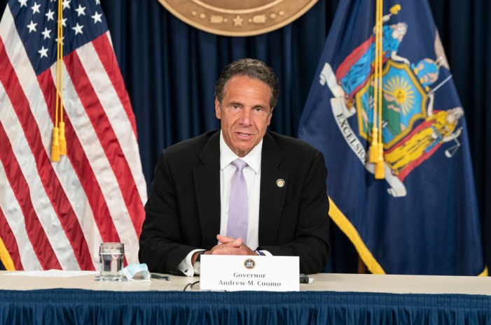 New York Gov. Andrew Cuomo resigns in the wake of sexual-harassment investigation