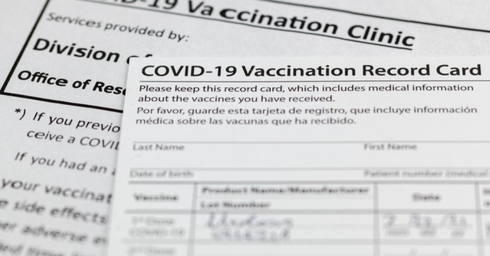 Federal Judge Grants Temporary Restraining Order on State Vaccine Mandate