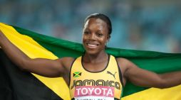 Jamaican Sprinter Veronica Campbell-Brown to Be Honored with Lifetime Achievement Award