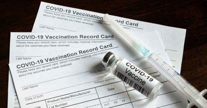 COVID-19 Vaccination Required for Immigration Medical Examinations