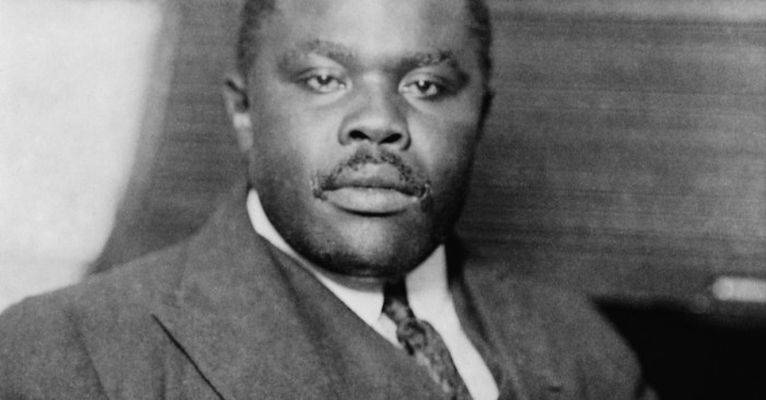 Grange Hails Garvey As One of the Greatest World Leaders On His 134th Birthday
