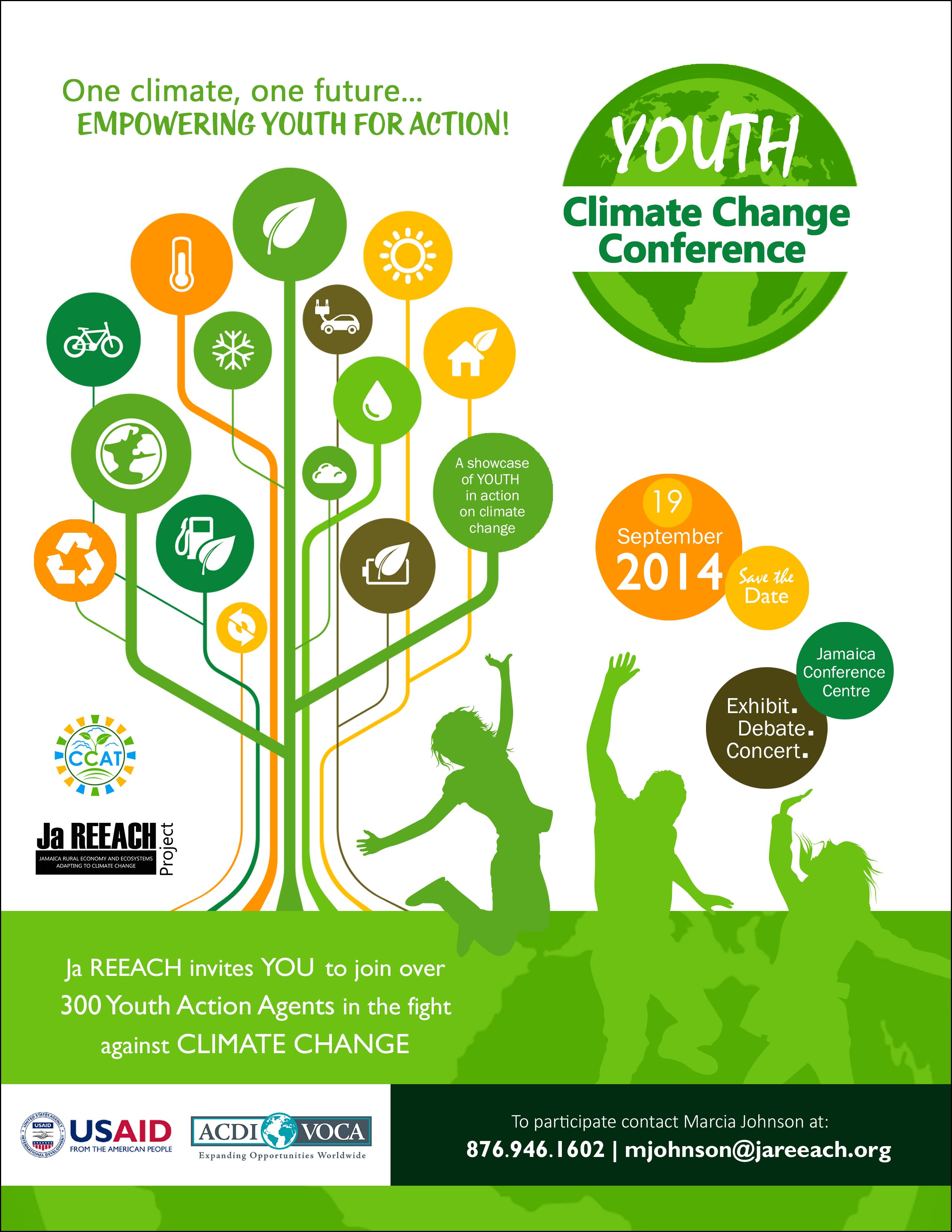 Jamaica Rural Economy And Ecosystems Adapting To Climate