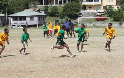 The Second Annual Youth Rugby Festival