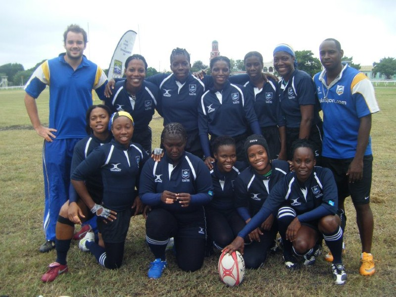 Caribbean Coaching helping to develop rugby in St Lucia