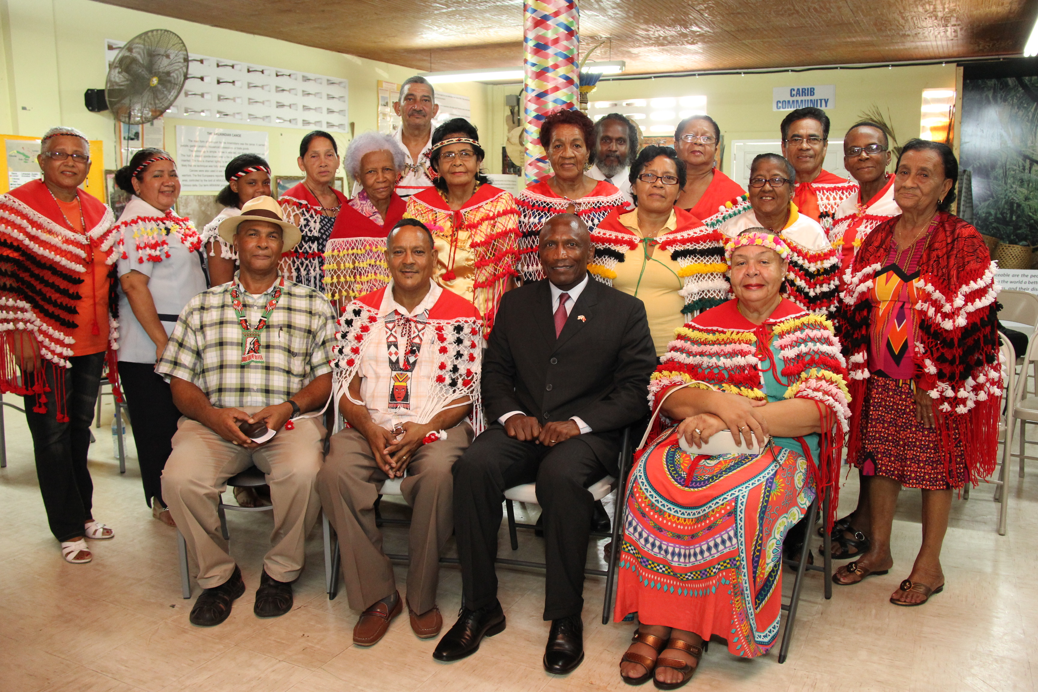 First Peoples Of Trinidad And Tobago By Excellence