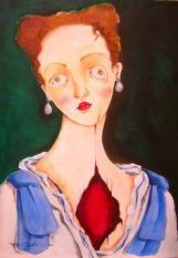 'La Mujer Rota' by Ramón Unzueta