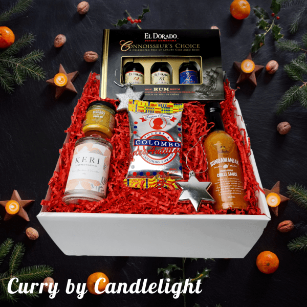 Curry-by-candlelight
