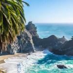 Beach sand island