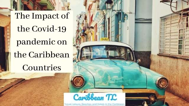 Impacts of the Covid-19 pandemic on the Caribbean countries