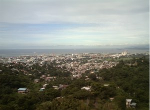 Port of Spain and the South Caribbena