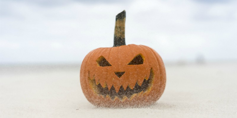 Haloween Escapes with Caribbean Warehouse